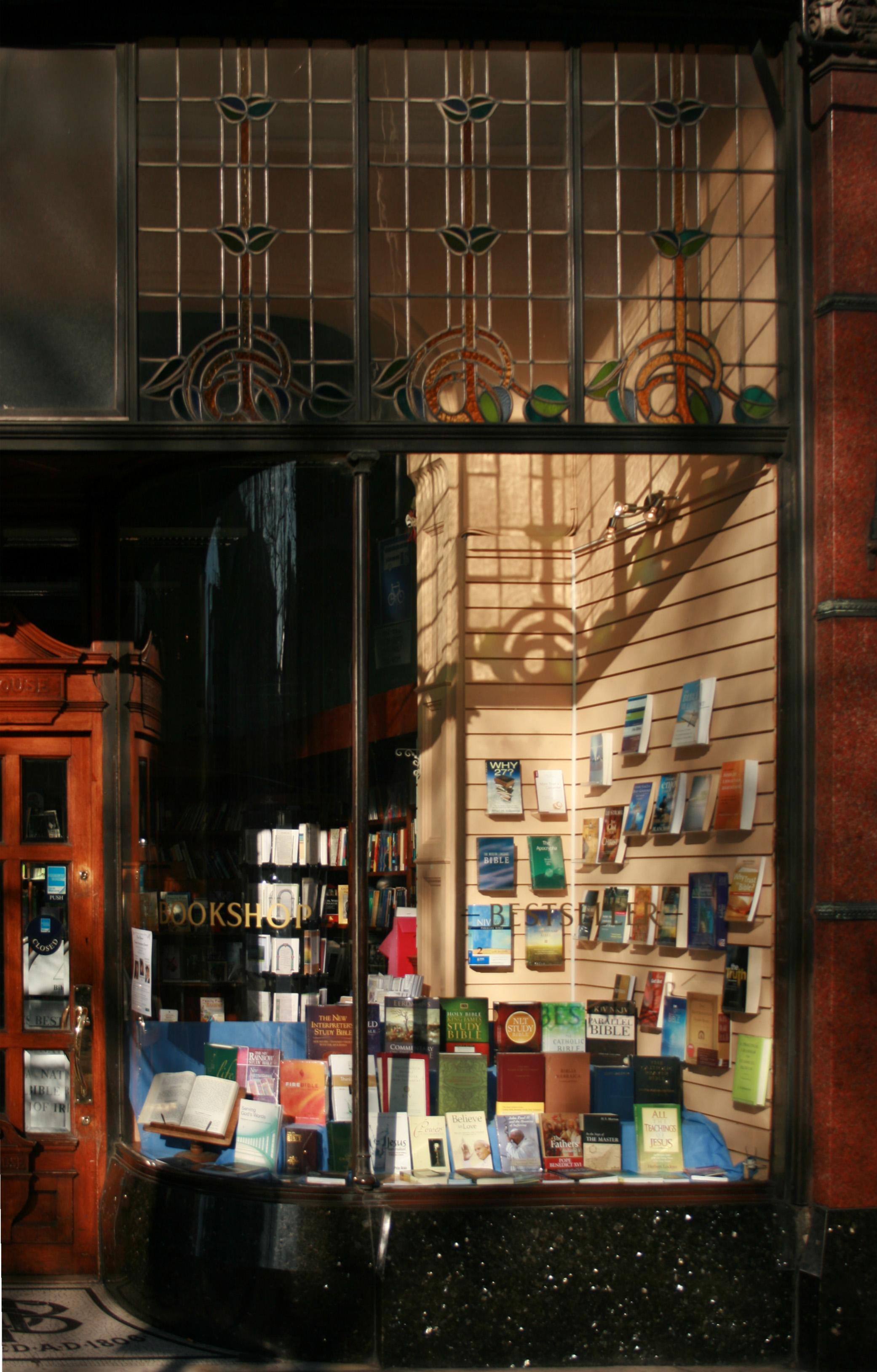 Shopfront Dawson Street Built Dublin