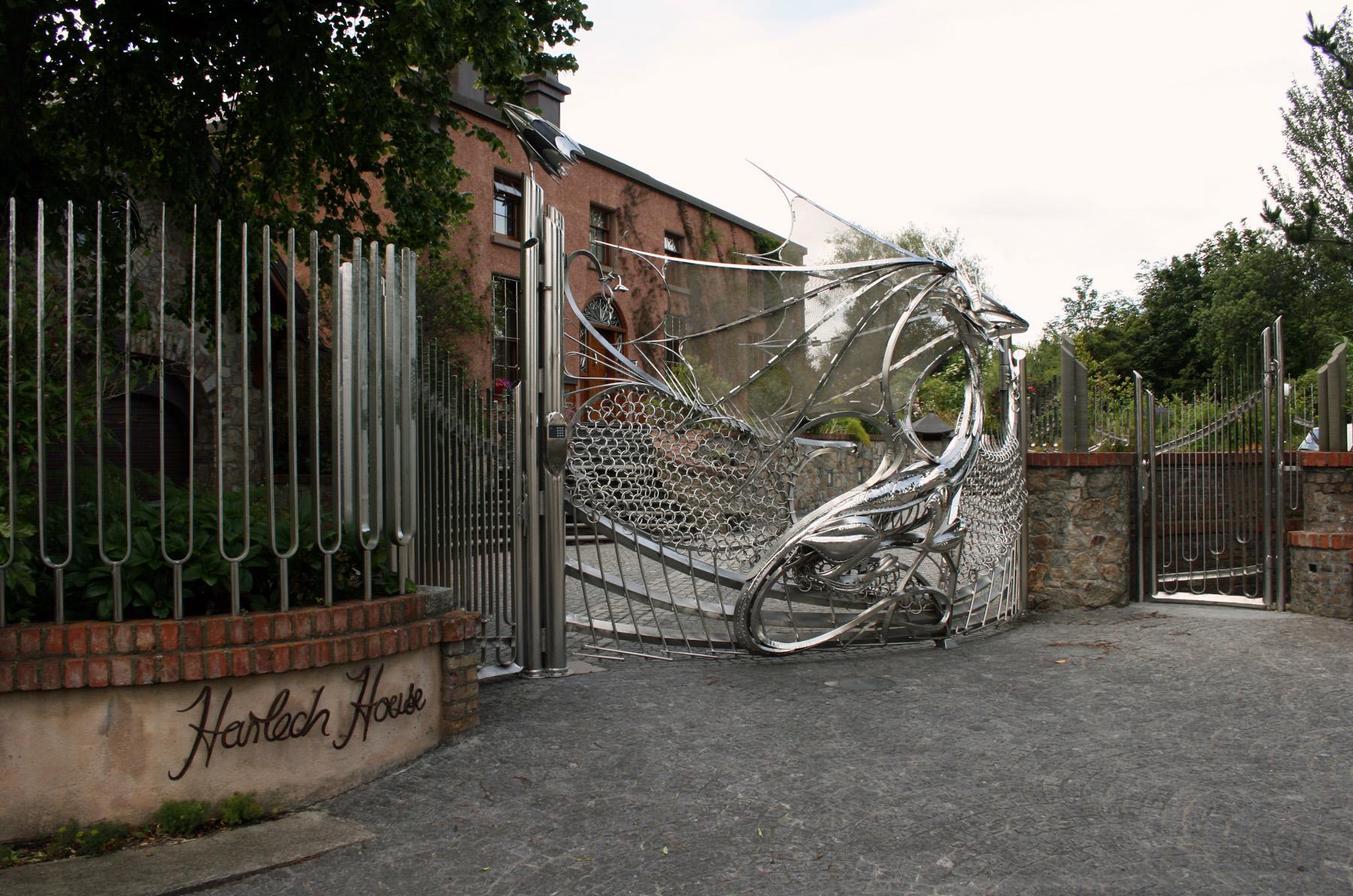 Harlech House Harlech Downs Goatstown Dublin 14 Built