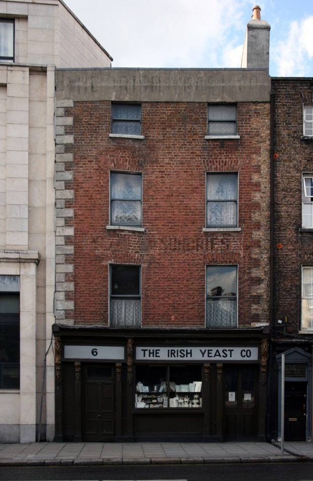 The Irish Yeast Company opened in 1894 as wholesalers to Dublin s baking  trade 26dd709fb