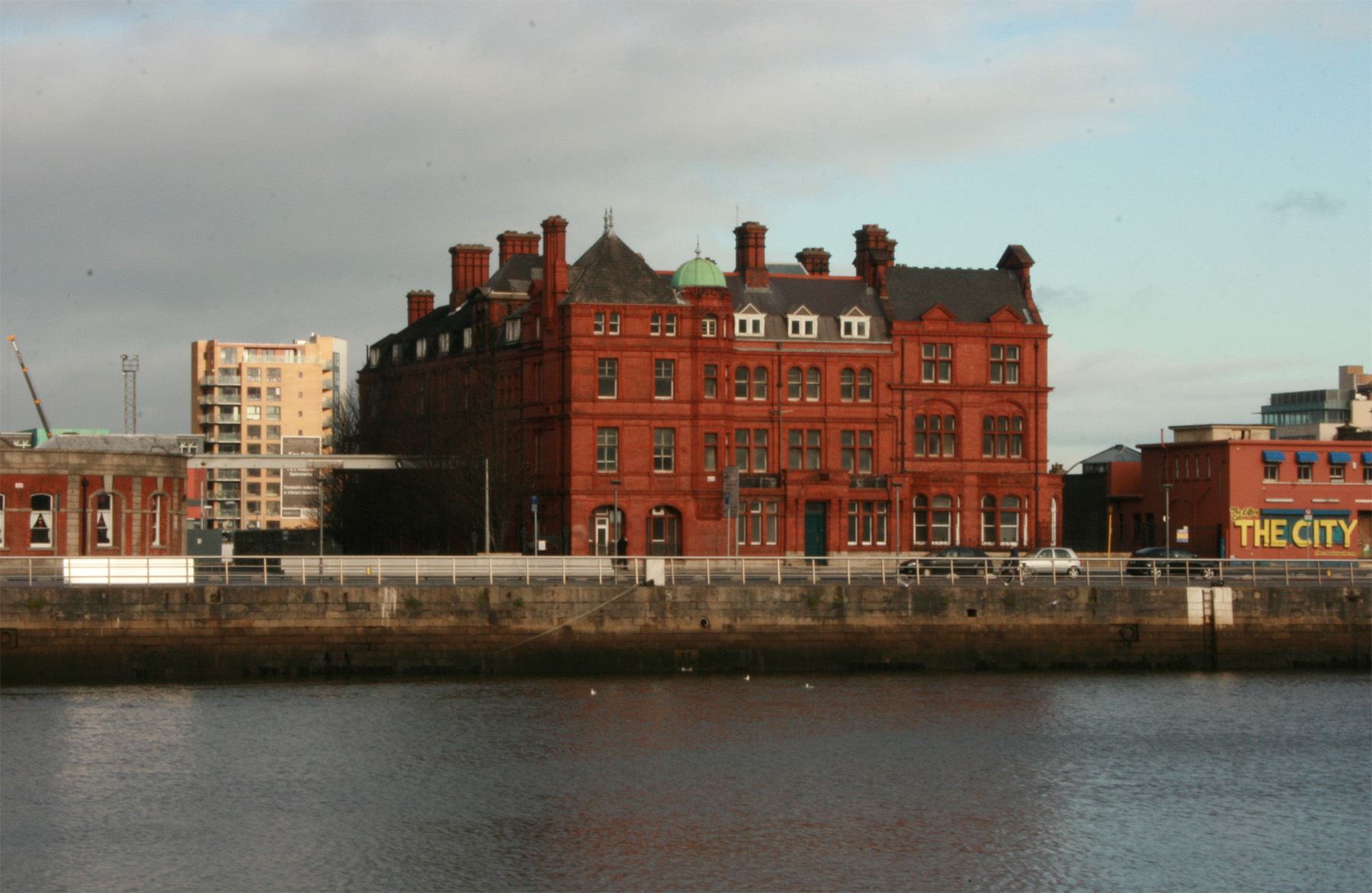 London And North Western Hotel  North Wall Quay  Dublin 1