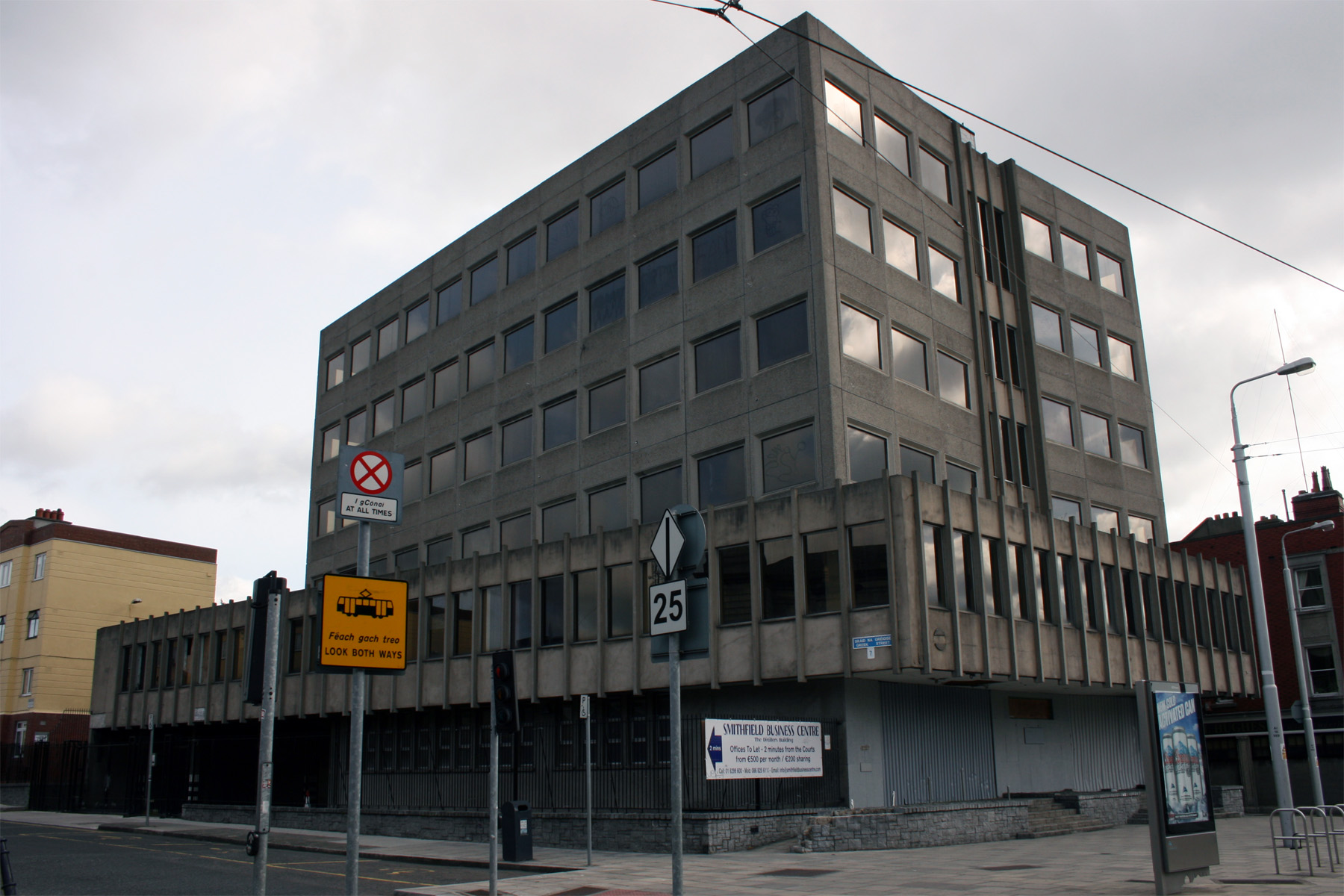 The building s authorship was the subject of a legal dispute following the  publication of Frank McDonald s The Destruction of Dublin 311693bc0