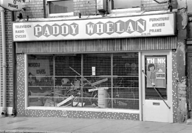 Dublin City Libraries – Paddy Whelan's, 1974