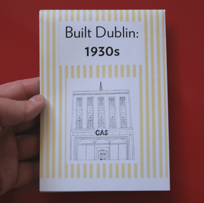 Built Dublin 1930s cover