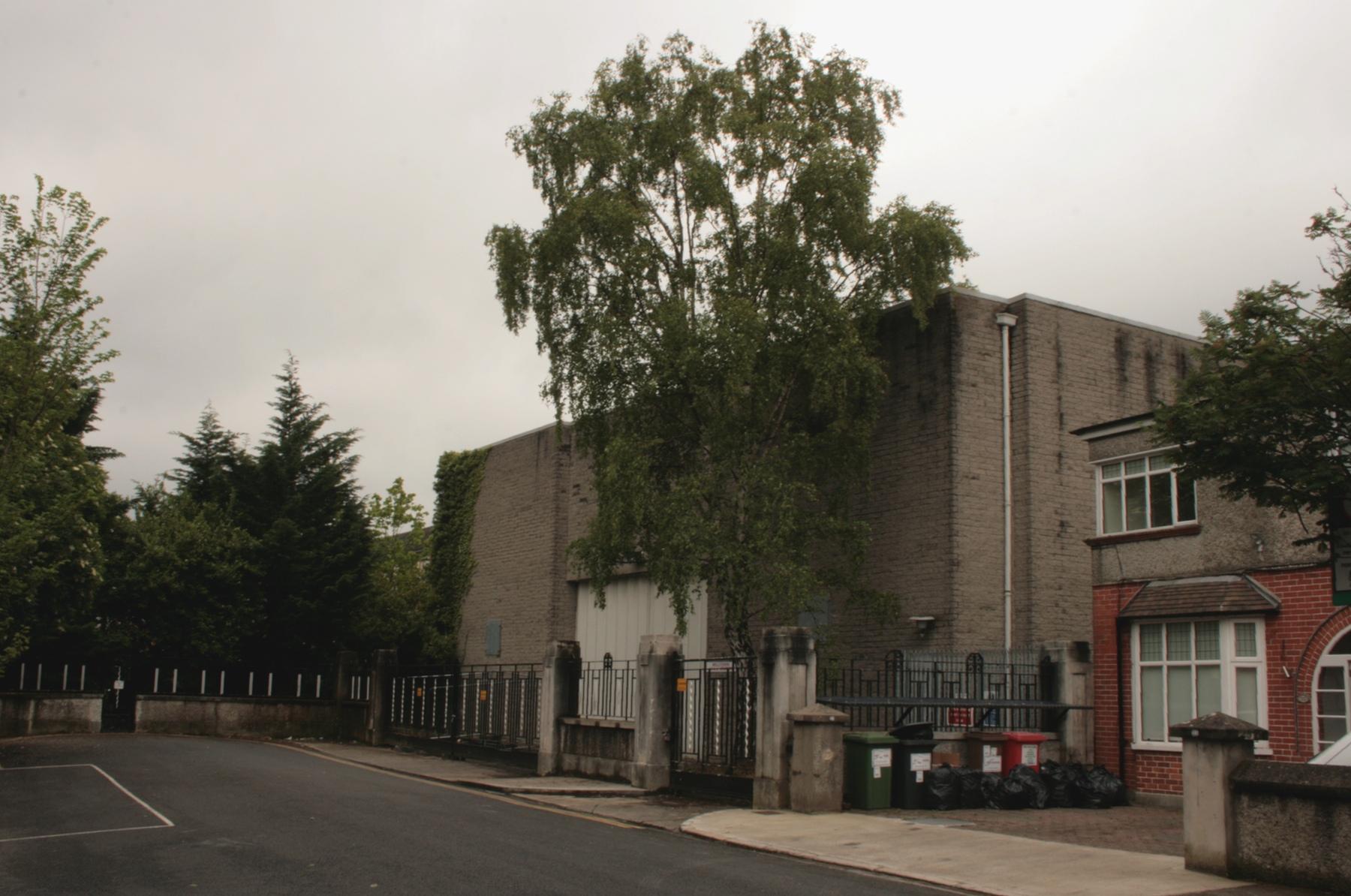 Last Built Dublin Post For